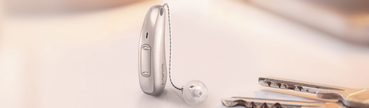 Aparaty słuchowe signia