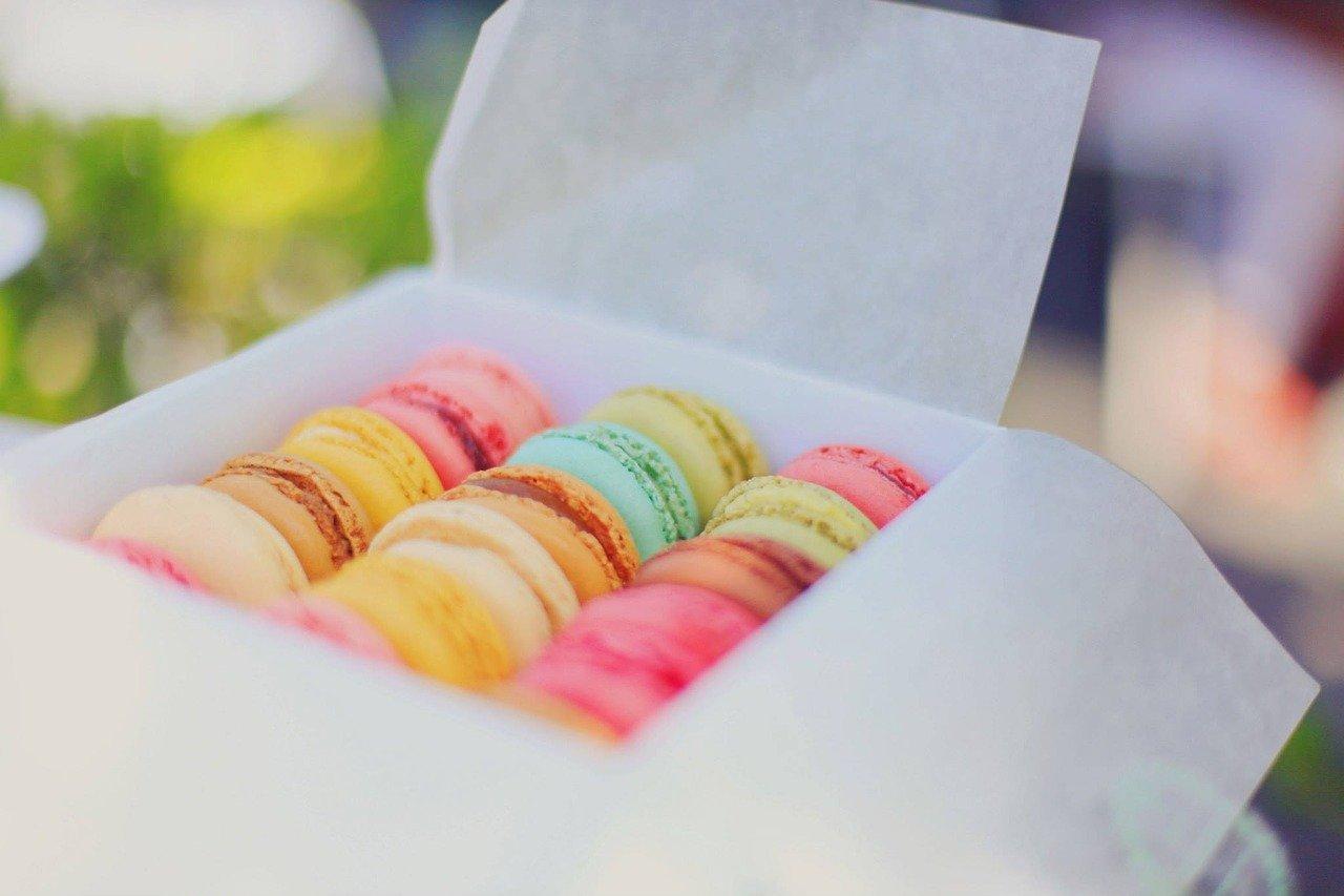 pudełka cukiernicze